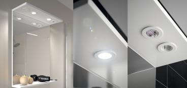 Miroir Salle De Bain Lumineux Avec Leds Ou Sans Lampe