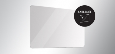 miroir salle de bain lumineux avec leds ou sans clairage. Black Bedroom Furniture Sets. Home Design Ideas
